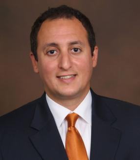 Ali Elnajjar, Investment Advisor Representative (IAR) and Principal at AE Financial & Risk Management in the Atlanta Metropolitan area.